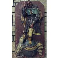 San Roque – Patron Saint of Dogs
